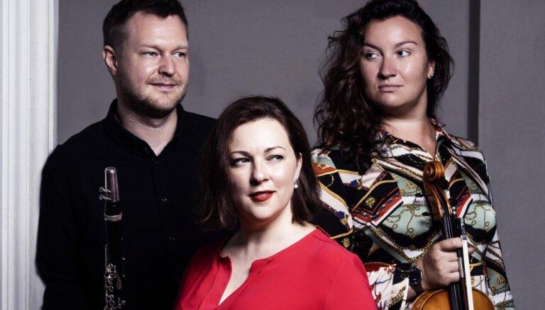 Rudens kamermūzikas festivālā skanēs koncertprogramma 'Šūmaņa iedvesmotie'