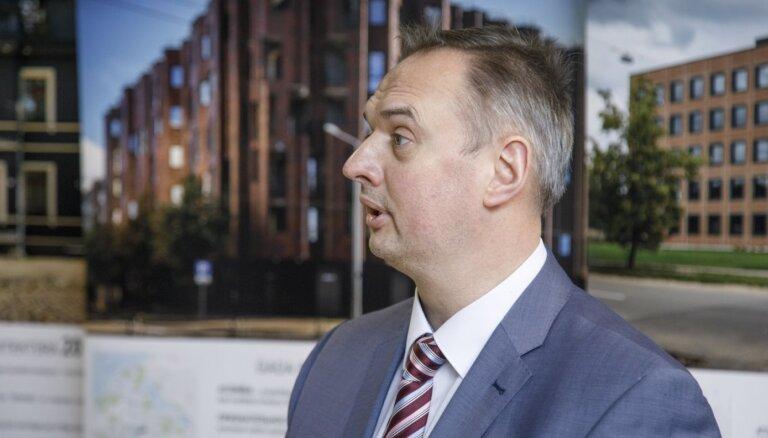 Radzevičs pēc abpusējas vienošanās atstās Rīgas izpilddirektora amatu