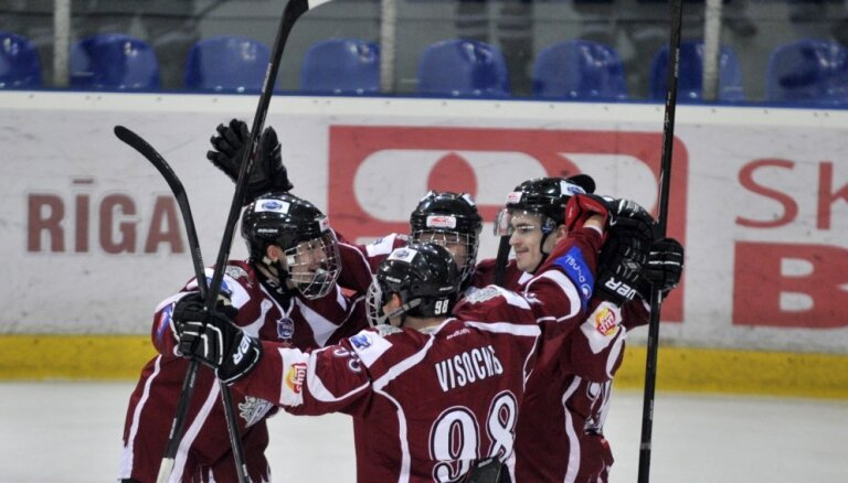 'Rīgas' hokejisti otro reizi šosezon tiek pie trim uzvarām pēc kārtas