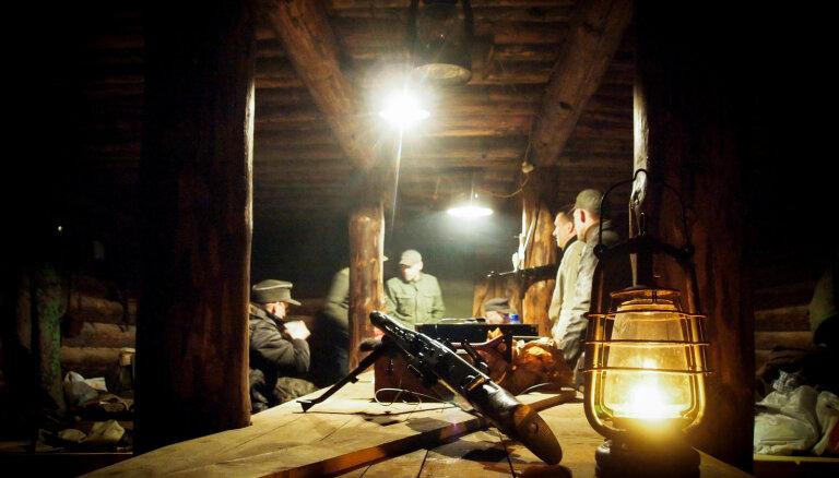 Dzīva vēsture leģendāru kauju vietās Latvijā