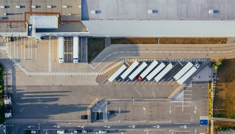Rīgas Brīvostas plānotais industriālais parks Spilves pļavās sākotnēji varētu radīt ap 2000 darba vietu