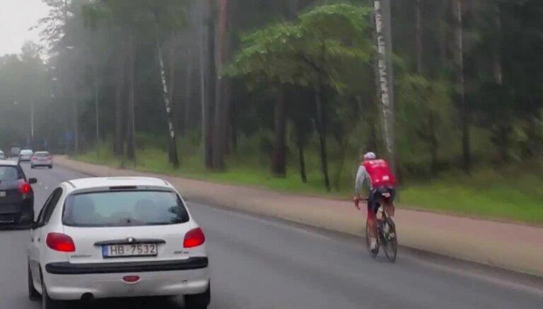 Veselīgs dzīvesveids pret drošību uz ceļa