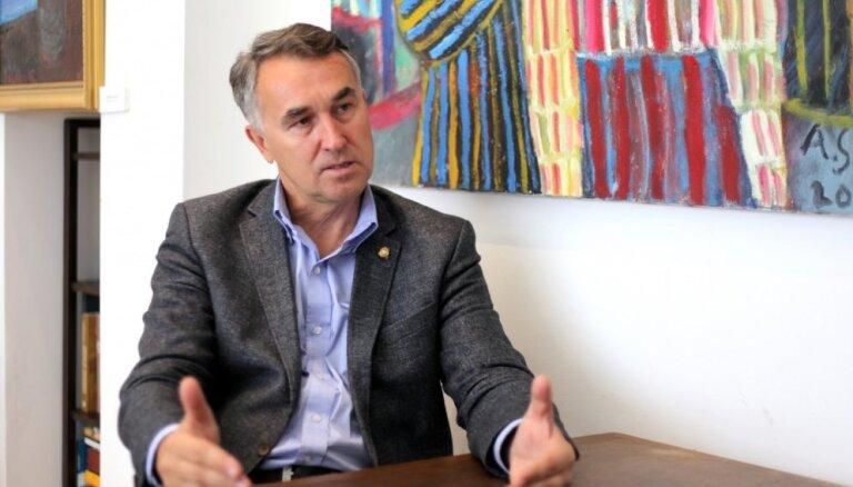 Auštrevičs: baidos no politiskās fragmentēšanās Baltijā