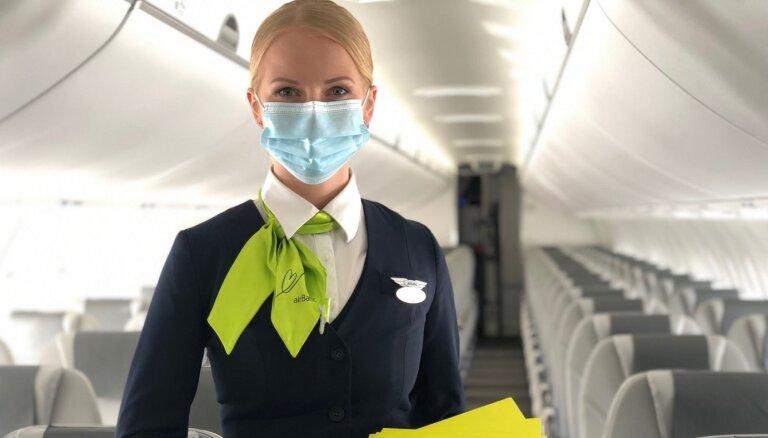 airBaltic возобновляет рейсы из Вильнюса в Амстердам
