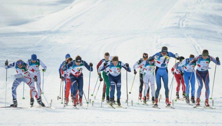 Latvijas stafetes komandai 10. vieta pasaules čempionātā orientēšanās ar slēpēm