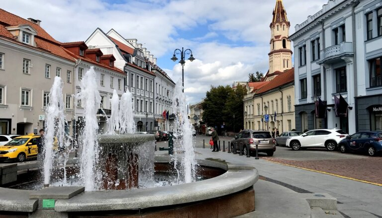 Divas stundas Viļņā: ko apskatīt, viesojoties Lietuvas galvaspilsētā