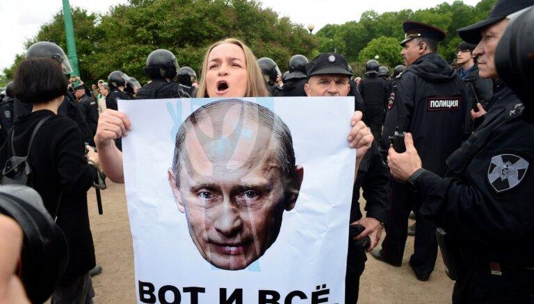 """""""Запад укрепляет режим Путина"""". В Вильнюсе прошел форум российской оппозиции"""