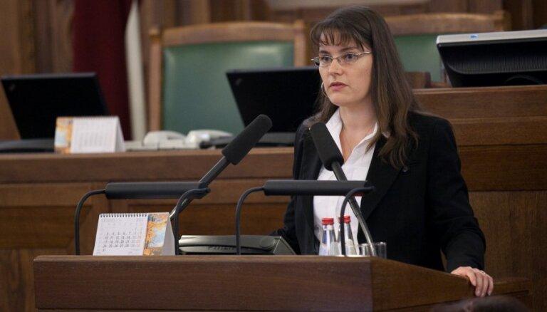 Saeimā izveido Latvijas Reģionu apvienības deputātu grupu