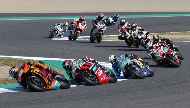 Šogad Japānā nenotiks MotoGP posms