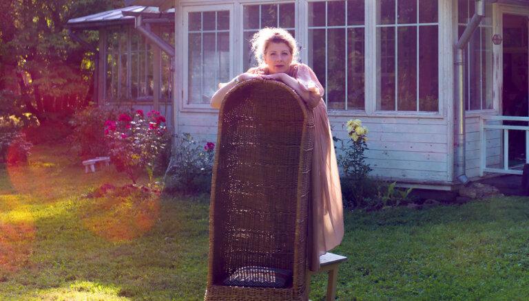 От хлева до трона. Дочь Вии Артмане — о том, какой была королева латвийского театра и кино