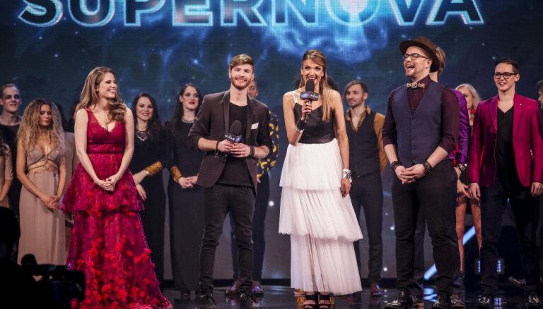 """ФОТО, ВИДЕО: Определены все финалисты отбора на """"Евровидение"""""""