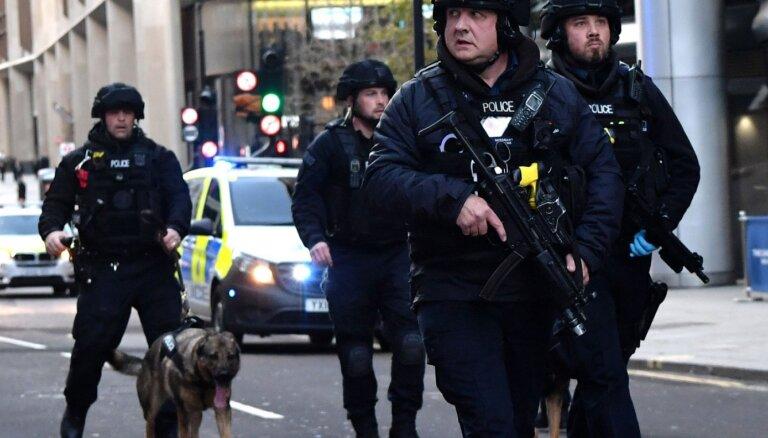 Uzbrucējs Londonā bijis iepriekš notiesāts par terorismu
