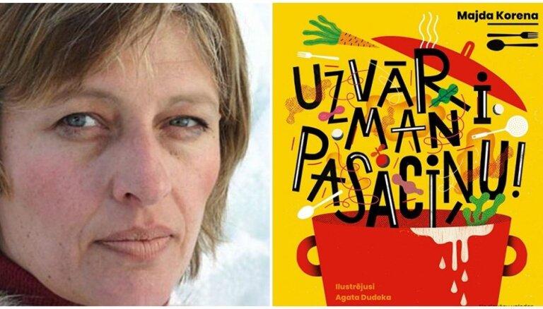 Latvijā viesosies slovēņu bērnu grāmatu autore Majda Korena