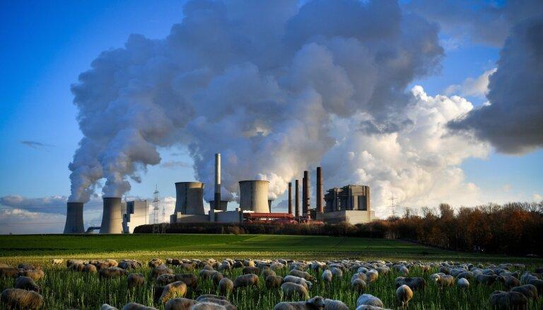 Lielbritānija oglekļa dioksīda izmešu neitralitāti plāno panākt līdz 2050.gadam