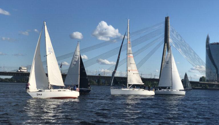 Rīgas jūras līča regate pulcēs ap 40 burāšanas komandas
