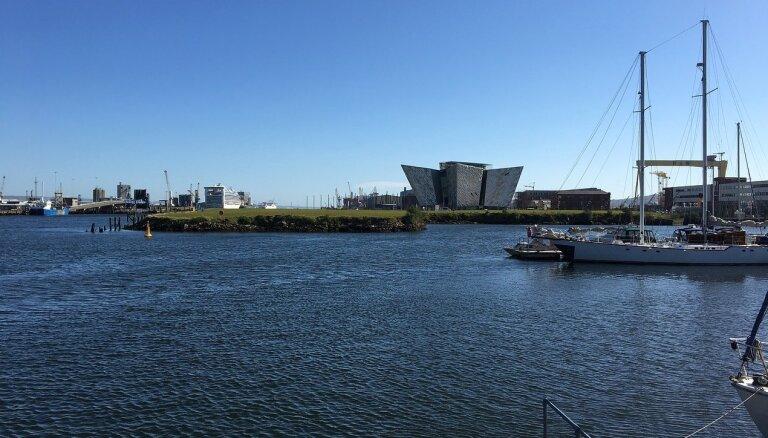 Lielbritānija un ES vienojas turpināt diskusijas par Ziemeļīriju