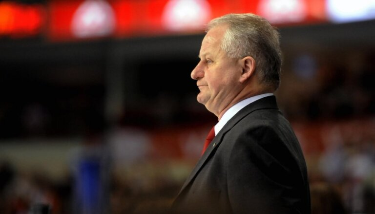 Šuplers: 'Donbass' vadība vēlas atkārtot Rīgas 'Dinamo' sasniegto