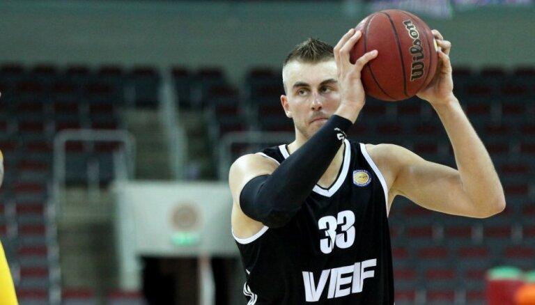 Латвийский клуб одержал самую крупную победу в сезоне
