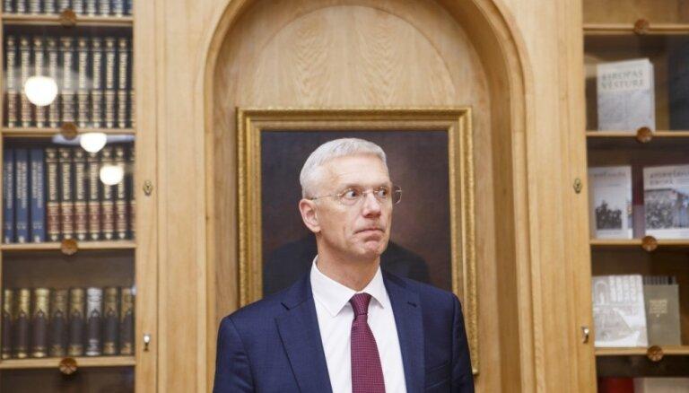 Кариньш возмущен, что дело Римшевича за год не доведено до суда