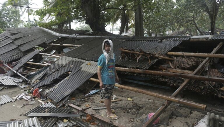МИД не располагает данными о пострадавших в Индонезии жителях Латвии