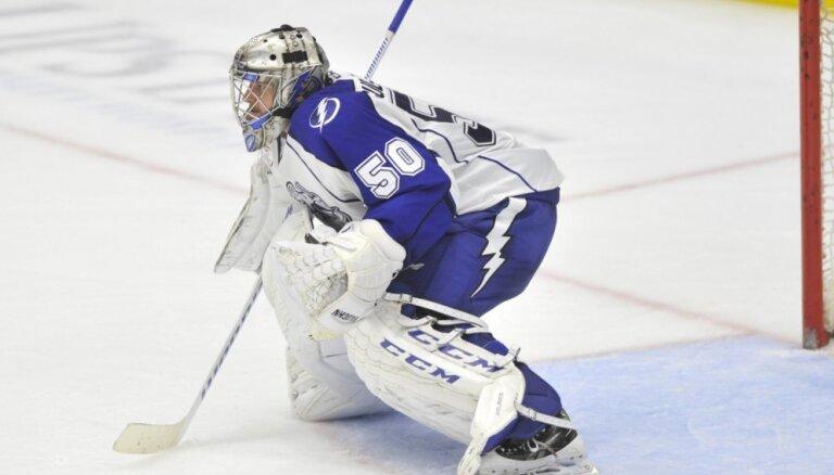 Gudļevskis kļūst par AHL spēles trešo spožāko zvaigzni