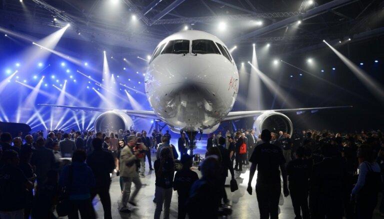 ASV sankcijas liedz krieviem uzsākt lainera 'MC-21' ražošanu