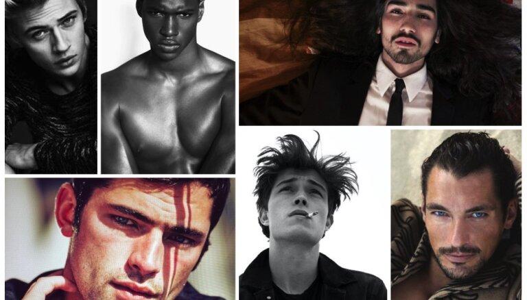 Во-первых, это красиво: 10 топ-моделей мужчин, на Instagramm которых стоит подписаться