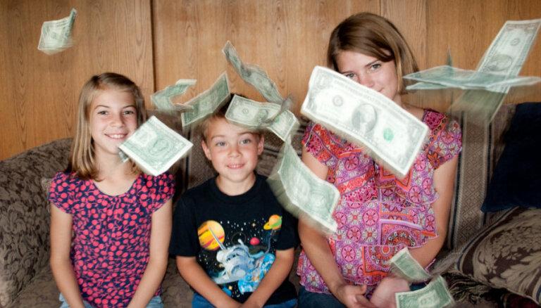 Sāk plašu labdarības akciju Ukrainā cietušo bērnu atbalstam