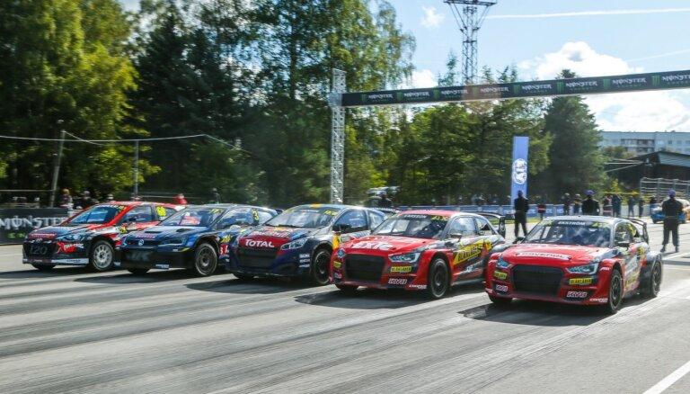 'World RX' provizoriskajā kalendārā pagaidām neiekļauj posmu Biķernieku trasē