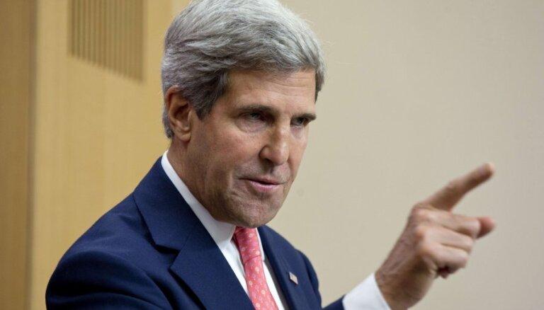 Керри пообещал антитеррористические операции по всему миру