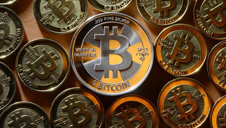 'Bitcoins' Latvijā nav oficiāla valūta, tā ir prece, atgādina VID