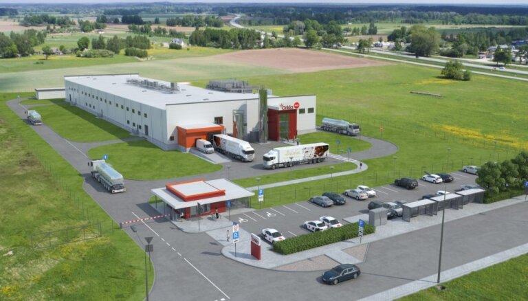 Atrasts 'Laimas' ražotnes Ādažos būvnieks; līgums – 8,9 miljoni eiro
