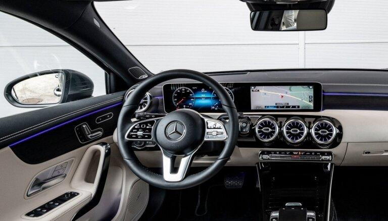 Konkurences padome atļauj ar 'Mercedes-Benz' zīmolu saistītu uzņēmumu apvienošanos