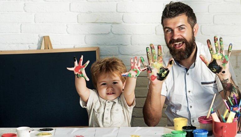 Paskatīties uz lietām bērna acīm un citi svarīgi nosacījumi veiksmīgai atvases audzināšanai