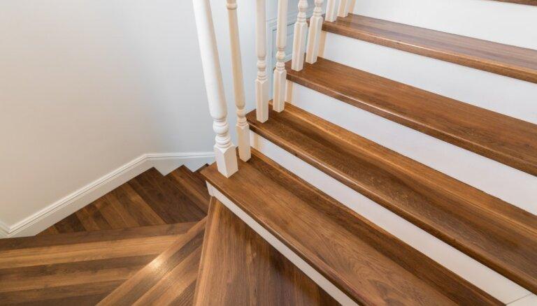 Kāpnes iekštelpām – no materiāla izvēles līdz uzstādīšanai