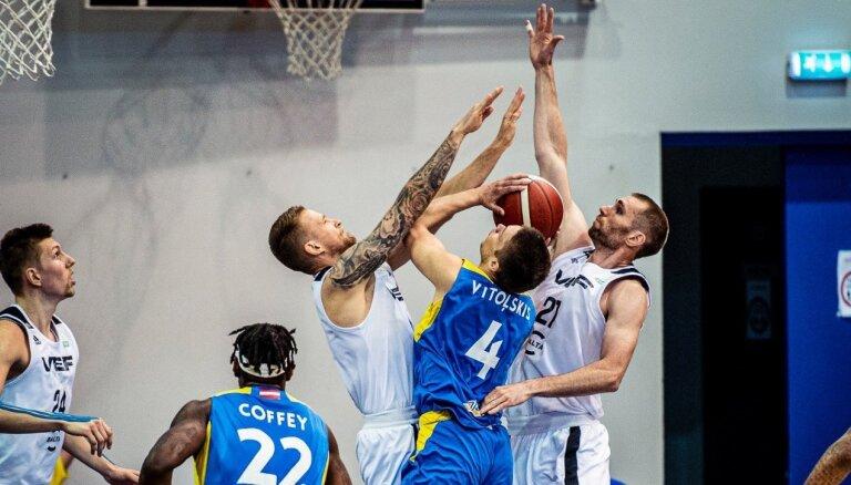 Latvijas un Igaunijas basketbola līgas sezonai pieteikušās 14 komandas