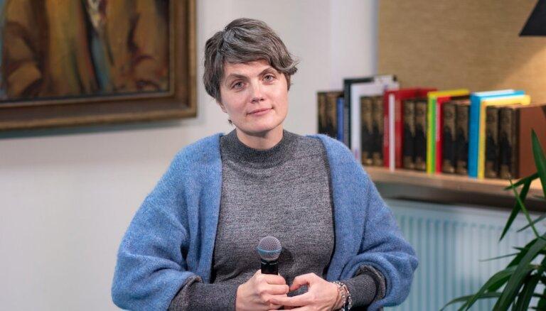 Festivāla 'Prozas Lasījumi' galveno balvu saņēmusi Inga Gaile