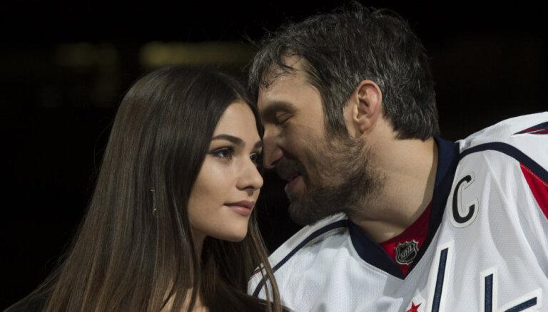 ФОТО: Жена Овечкина рассказала о планах на ближайшие 5 лет
