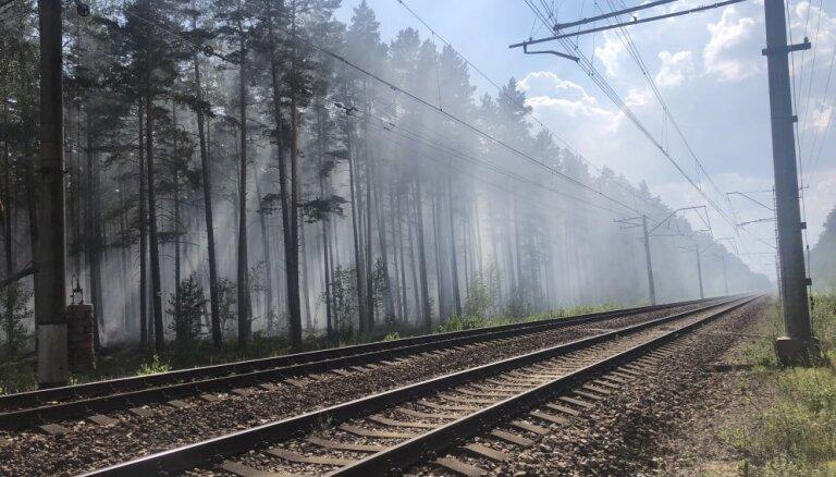 Piektdien Latvijā sāksies meža ugunsnedrošais periods