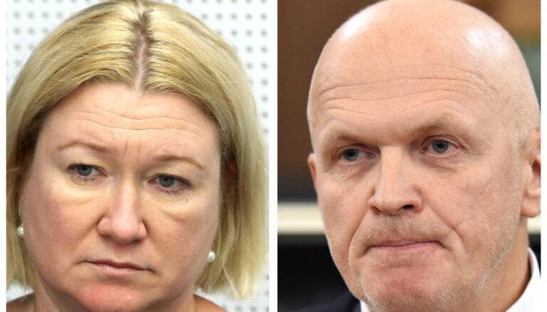 Deputāti Liepiņu atbrīvo no Pieprasījumu komisijas vadītājas amata