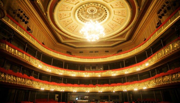 Работник Национальной оперы заболел коронавирусом, все спектакли отменены до вторника
