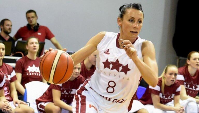Баскетболистка Гунта Башко завершает карьеру и готовится к новой роли