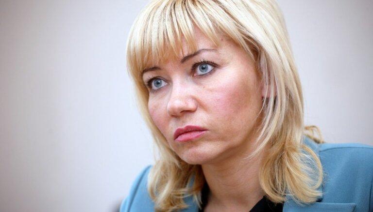 LTV: бывшая глава Госканцелярии Дреймане стала советником в Latvijas Gāze