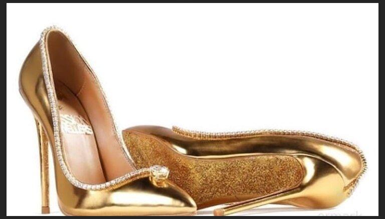 ФОТО. Как выглядят и сколько стоят самые дорогие туфли в мире