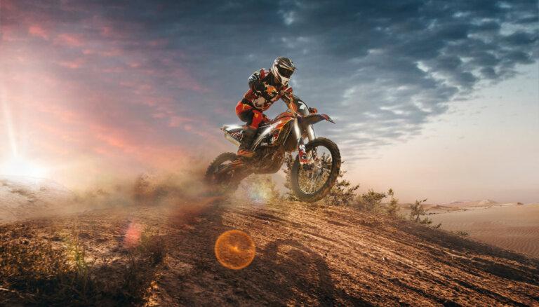 Pašvaldība neredz šķēršļus motokrosa trases izbūvei Rēzeknes novada Ozolaines pagastā