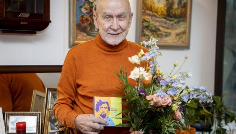 Imants Kalniņš par jauno albumu: Tie man ir kā kopotie raksti