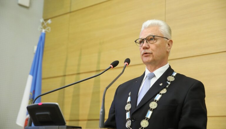 Турлайс предлагает создать в Рижской думе совет фракций