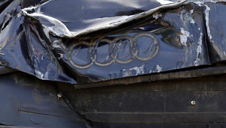 Viļakas novadā 'Audi' avārijā bojā iet pasažieris