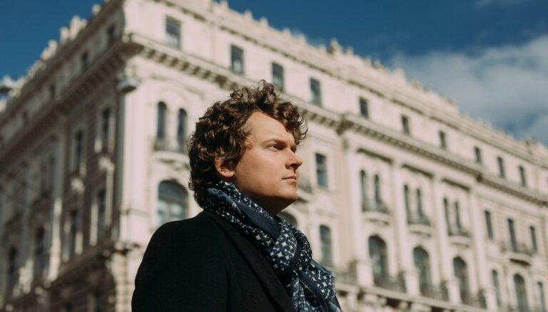 Orķestris 'Rīga' piesaka programmu ar Baha, Bruknera un Britena mūziku