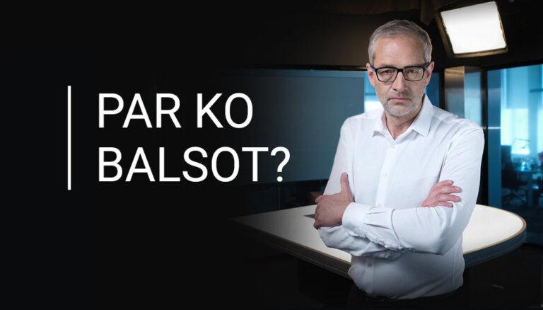 'Par ko balsot?' 5. oktobrī meklē atbildes kopā ar Dombura viesiem raidījumos visas darba dienas garumā
